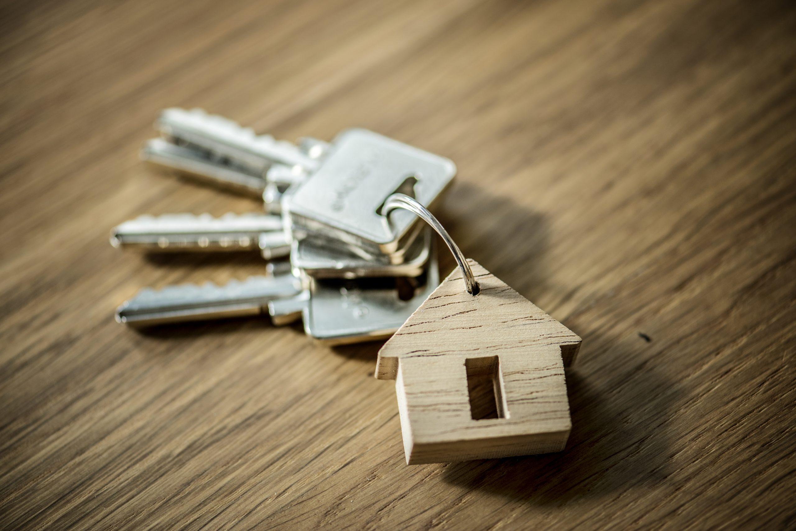 chave nova casa
